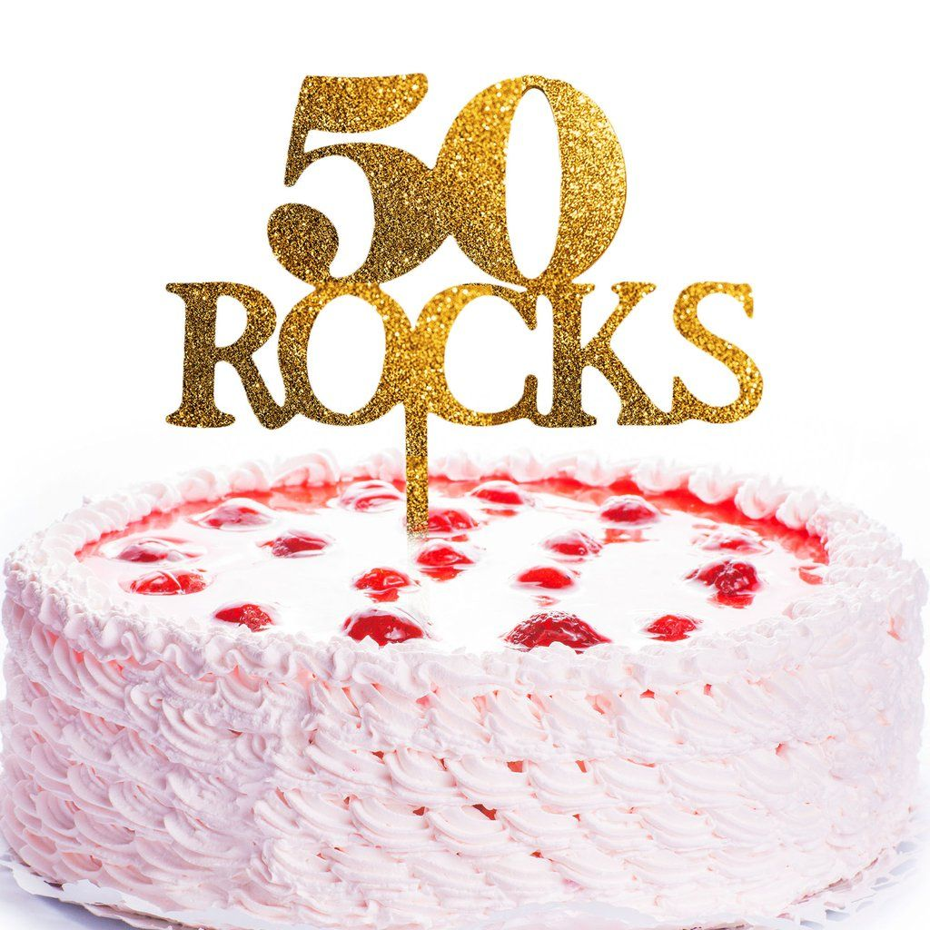 33++ 50th birthday cake toppers for him inspirations