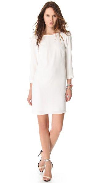 Alison Peek A Boo Shift Dress