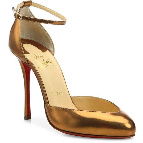 13dded9fdad Shop Women s Christian Louboutin Heels on Lyst. Track over 4249 Christian  Louboutin Heels for stock and sale updates.