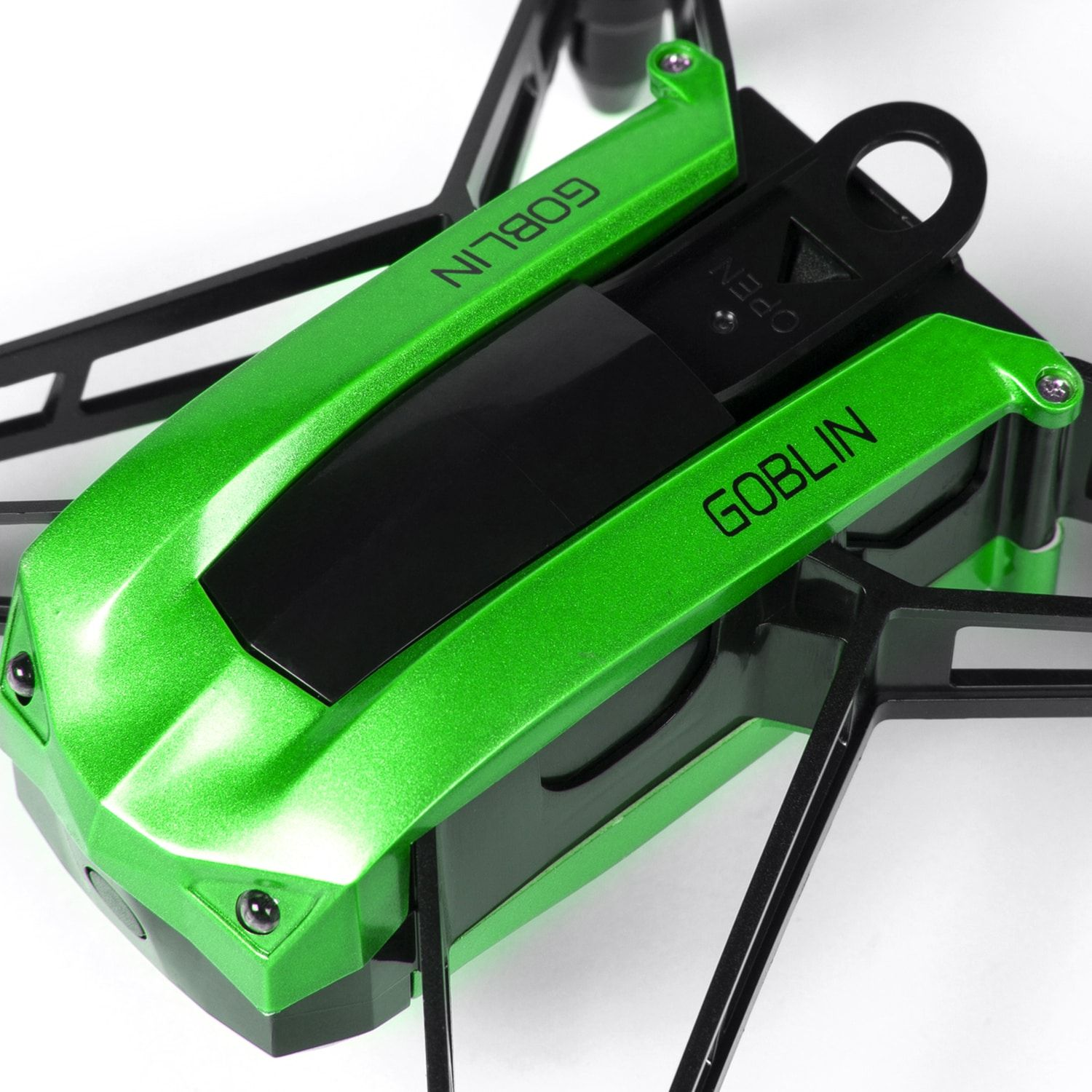 World Tech Toys Elite Goblin 2.4GHz 4.5CH 25 MPH RC Racing Quadcopter Drone (Green) #techtoys
