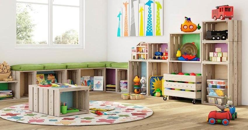 Las ideas que necesitas para un dormitorio infantil de ensueo y