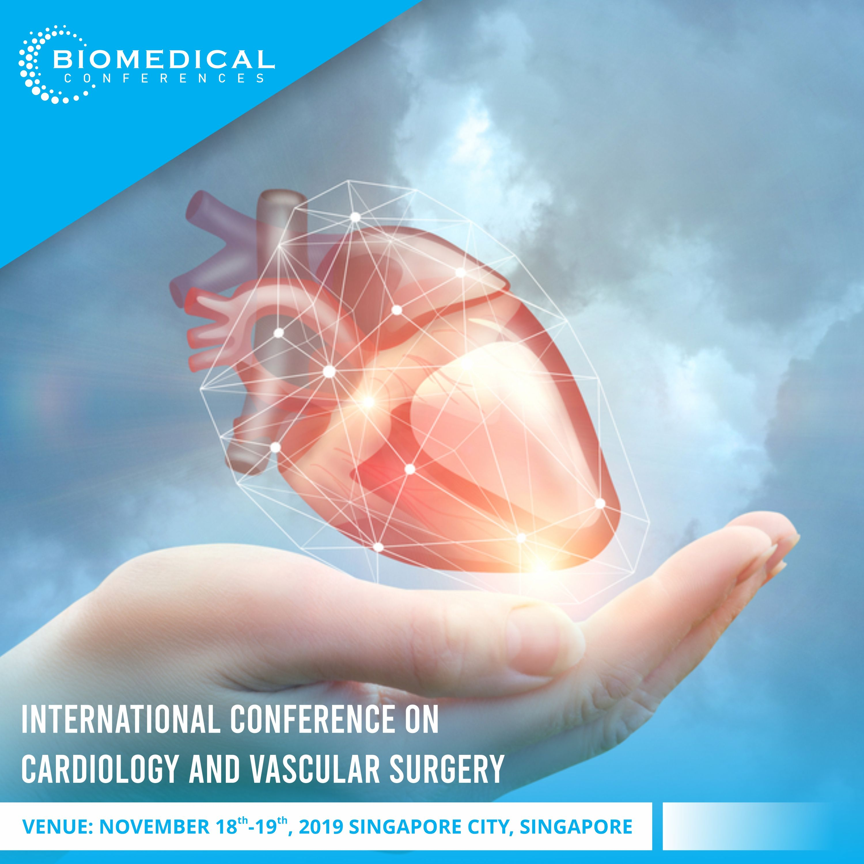 Cardiology Conferences in Singapore provides a great