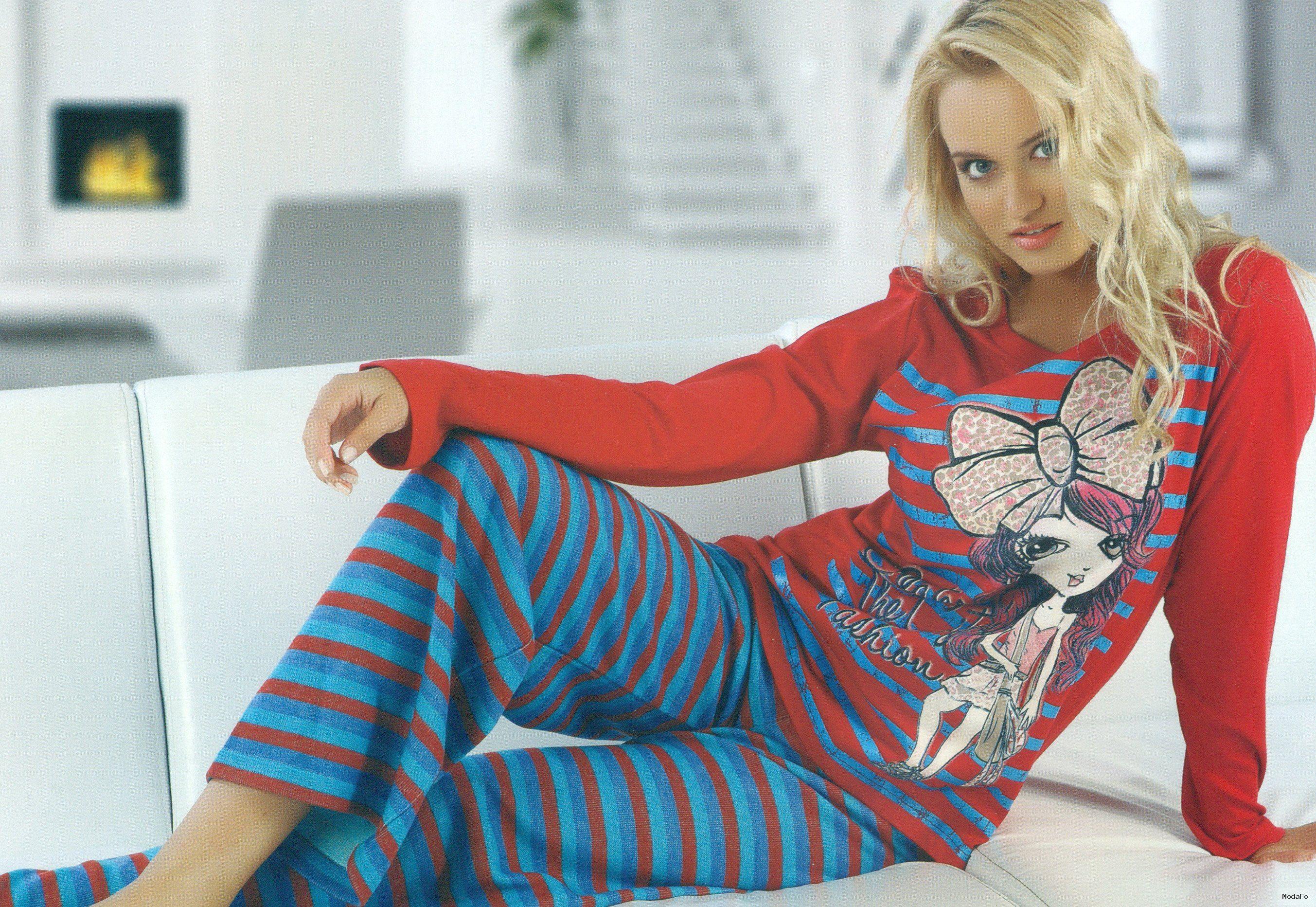Rahatlığın Modası Polarlı Pijamalar
