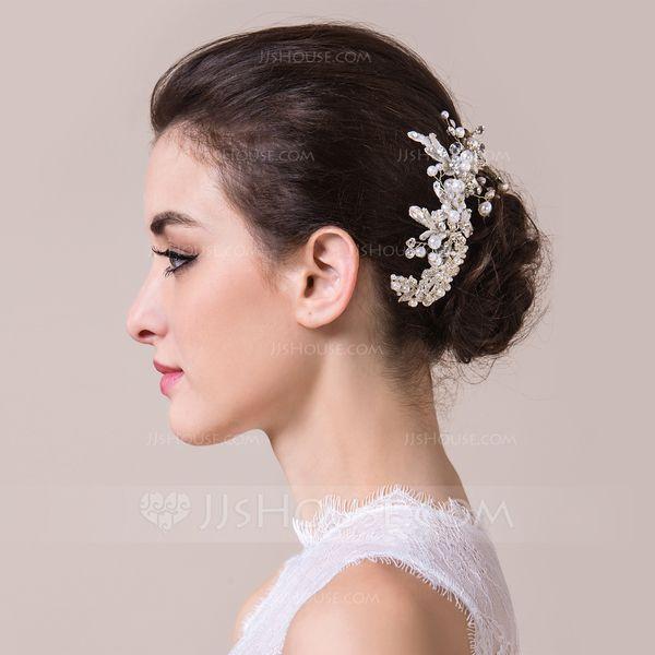 Hottest Lace/Rock Crystal Quartz Headbands (042058960)