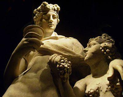 Imperio Romano El Dios Baco Dionisio Dioses Mitología Romana Dionisio Dios