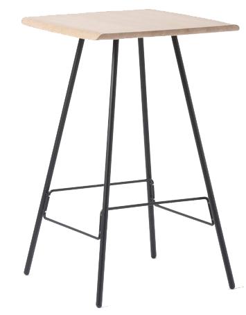 Leina Bar Table By Gazzda In Bar Tables Bar Table Table Bar Chairs