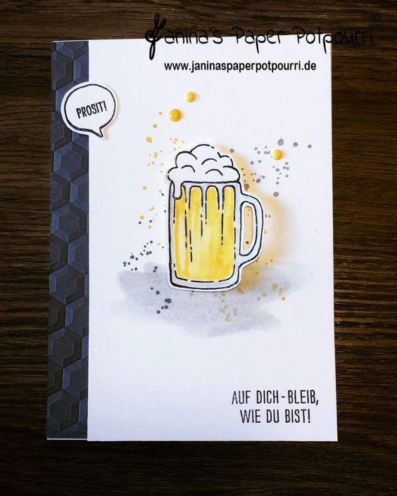 Workshop Ruckblick Prost Karten Fur Kerle Karten