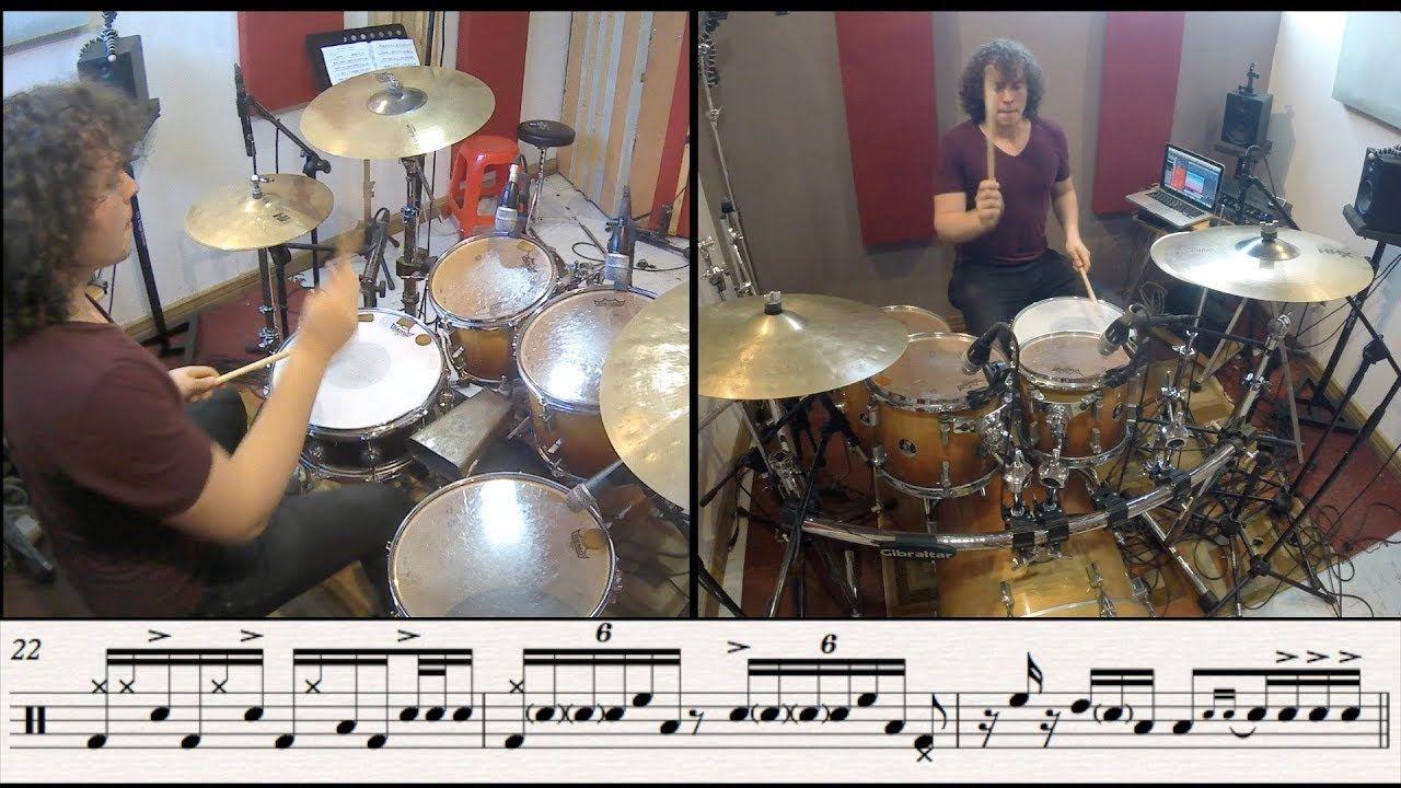 Horacio Paris Steve Gadd Drum Solo Transcription Xith Commandment Drum Solo How To Play Drums Steve Gadd