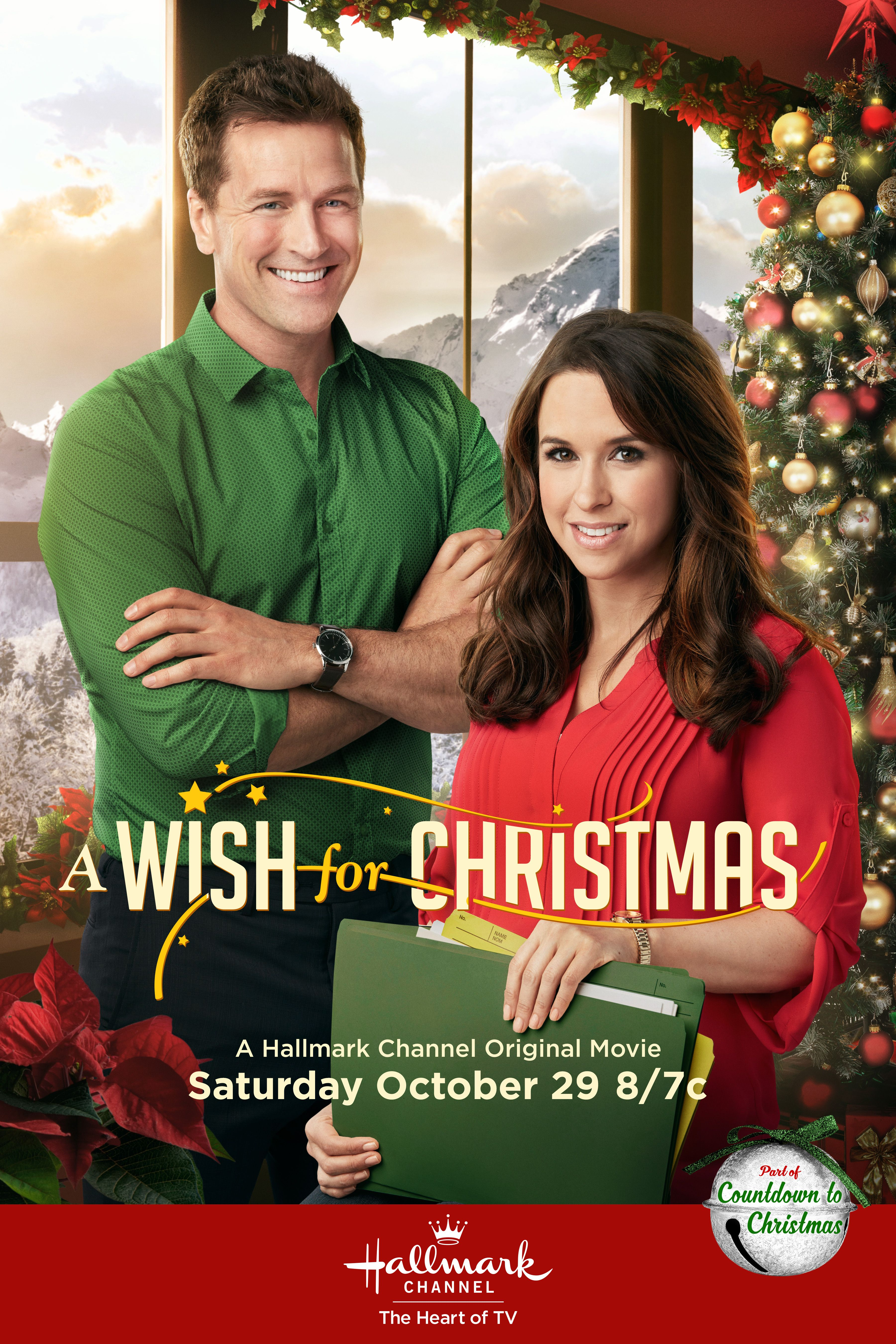 First Countdown to Christmas Movie of 2016: A WISH FOR CHRISTMAS ...
