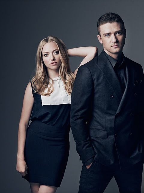 Justin Timberlake & Amanda Seyfried: In Time Premiere