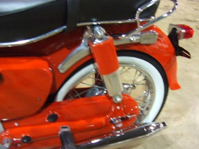 1965 Honda Ca95 150 Benly Dream 823575 28 With Images