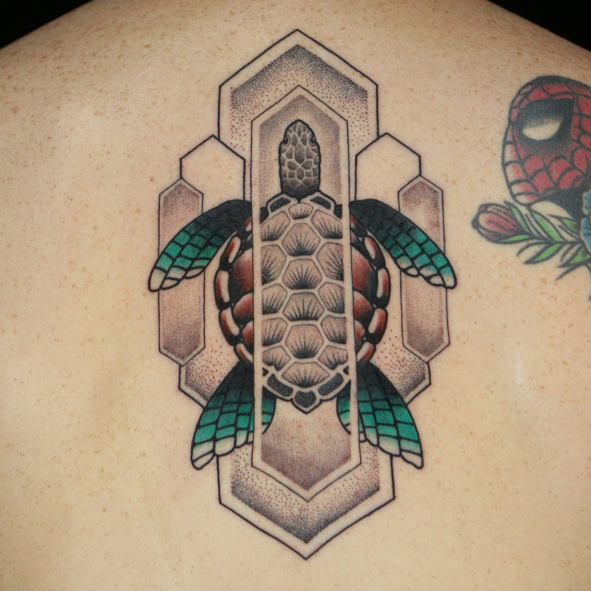 Daniel Silva Ink Master season 10 episode 4