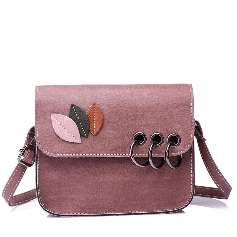 455f9c4d1 Women s Crossbody Bag with Leaves Decoration Price  9.95   FREE ...