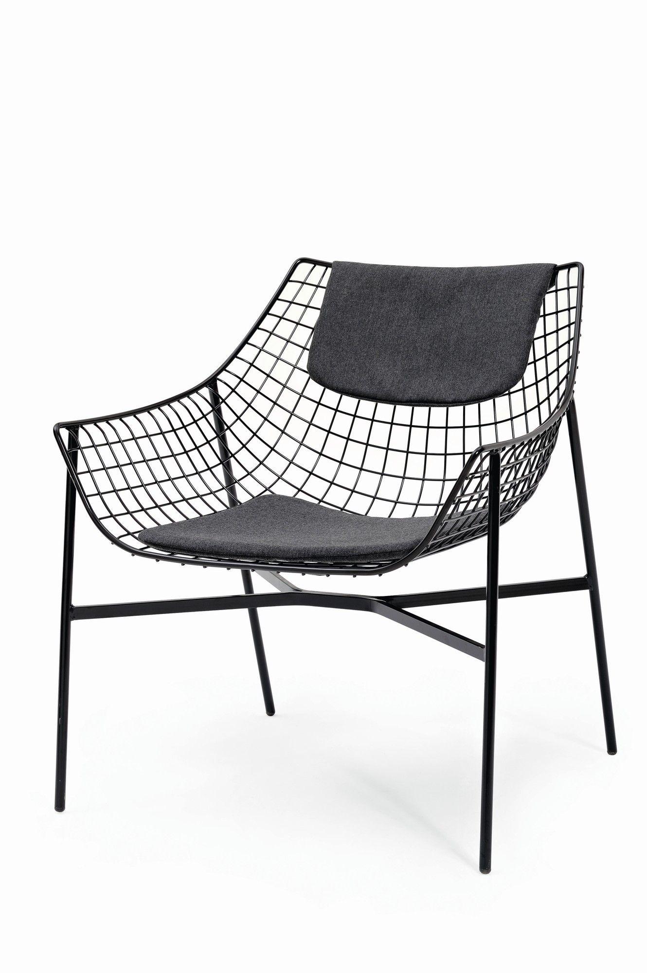 Varaschin Summer Set Lounge Chair Lounge Chair Outdoor Contemporary Outdoor Furniture Outdoor Armchair
