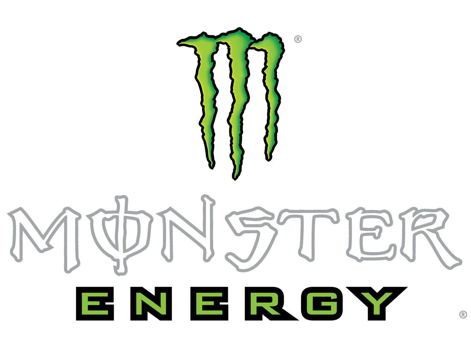 monster energy drink logo all logos world pinterest monster rh pinterest co uk monster inc logo font monster logo font name