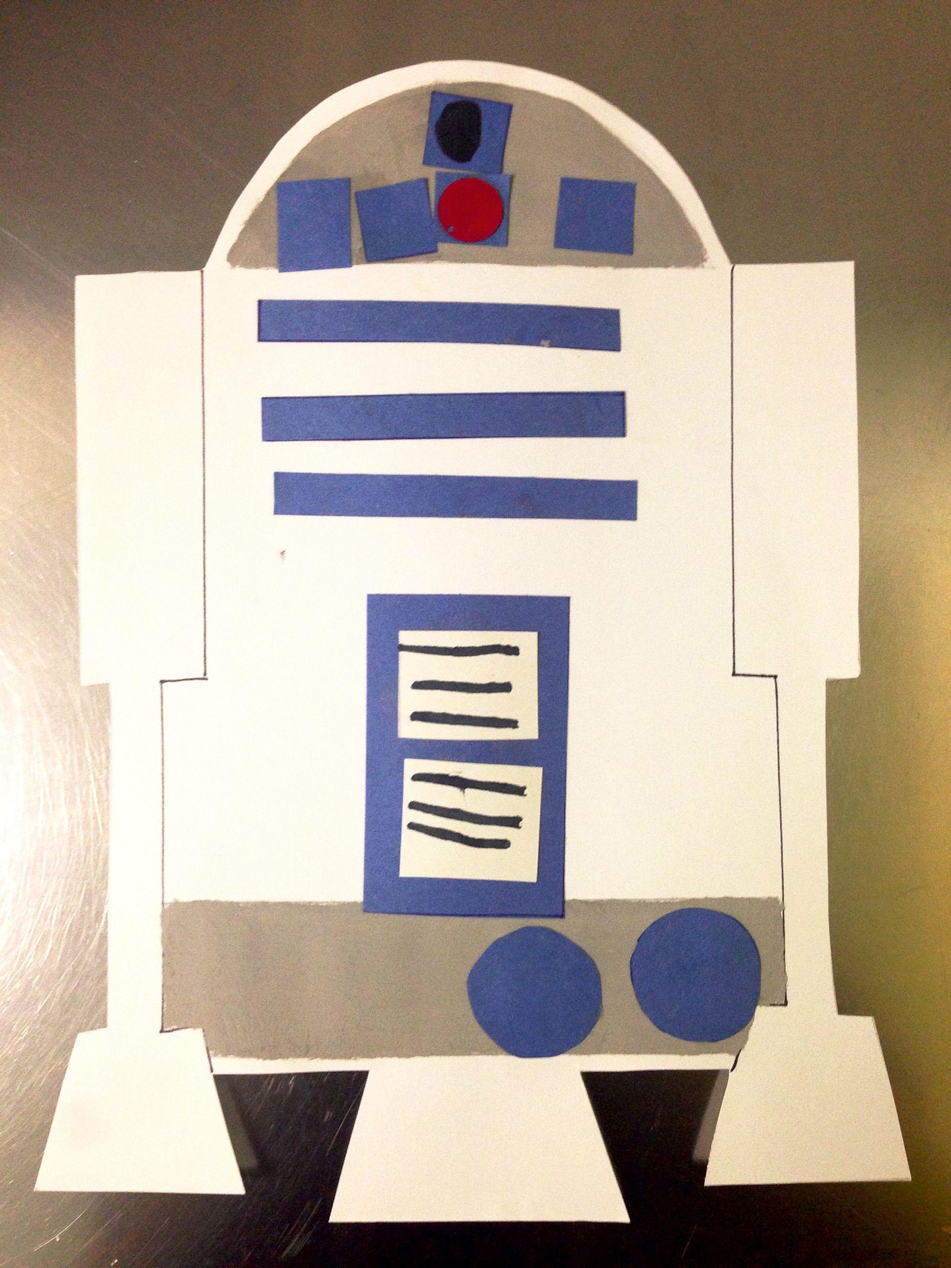 Star Wars Craft R2d2