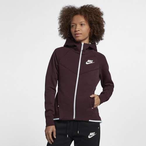 Nike NSW Tech Fleece Full Zip Hoodie Women's | Tech fleece
