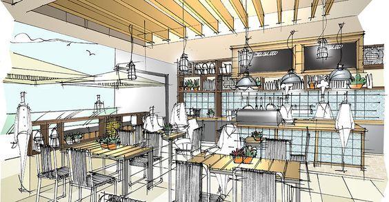 Parkalgar cada design architectural rendering in 2019 - Interior design classes minneapolis ...