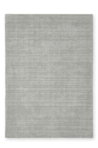 Buy Charcoal Wool Tonal Rug From The Next UK Online Shop