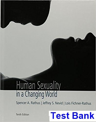 Human sexuality rathus 8th edition