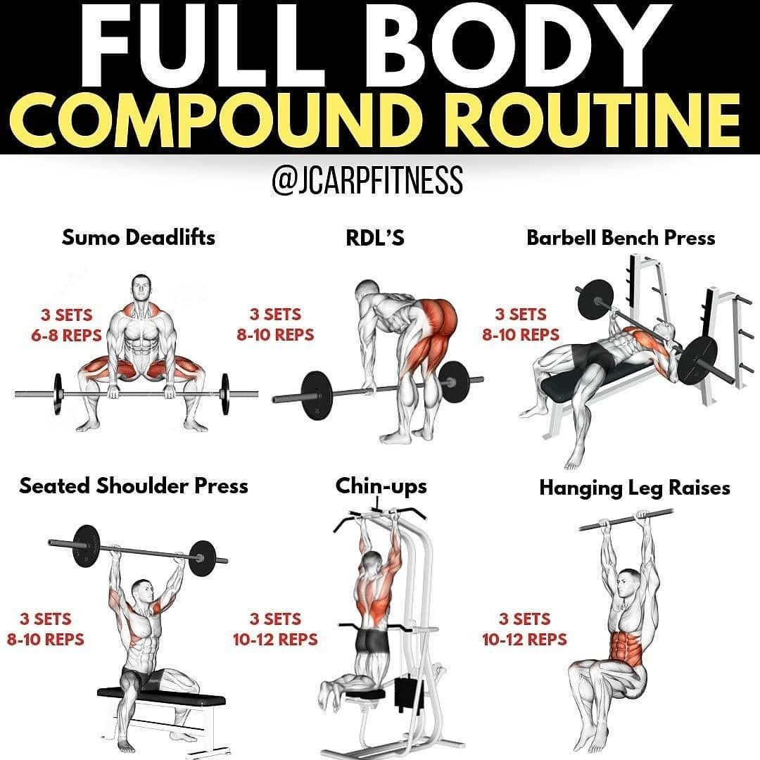 Back To Back Dumbbell Exercises To Build Full Body Strength And Burn Fat - GymGuider.com