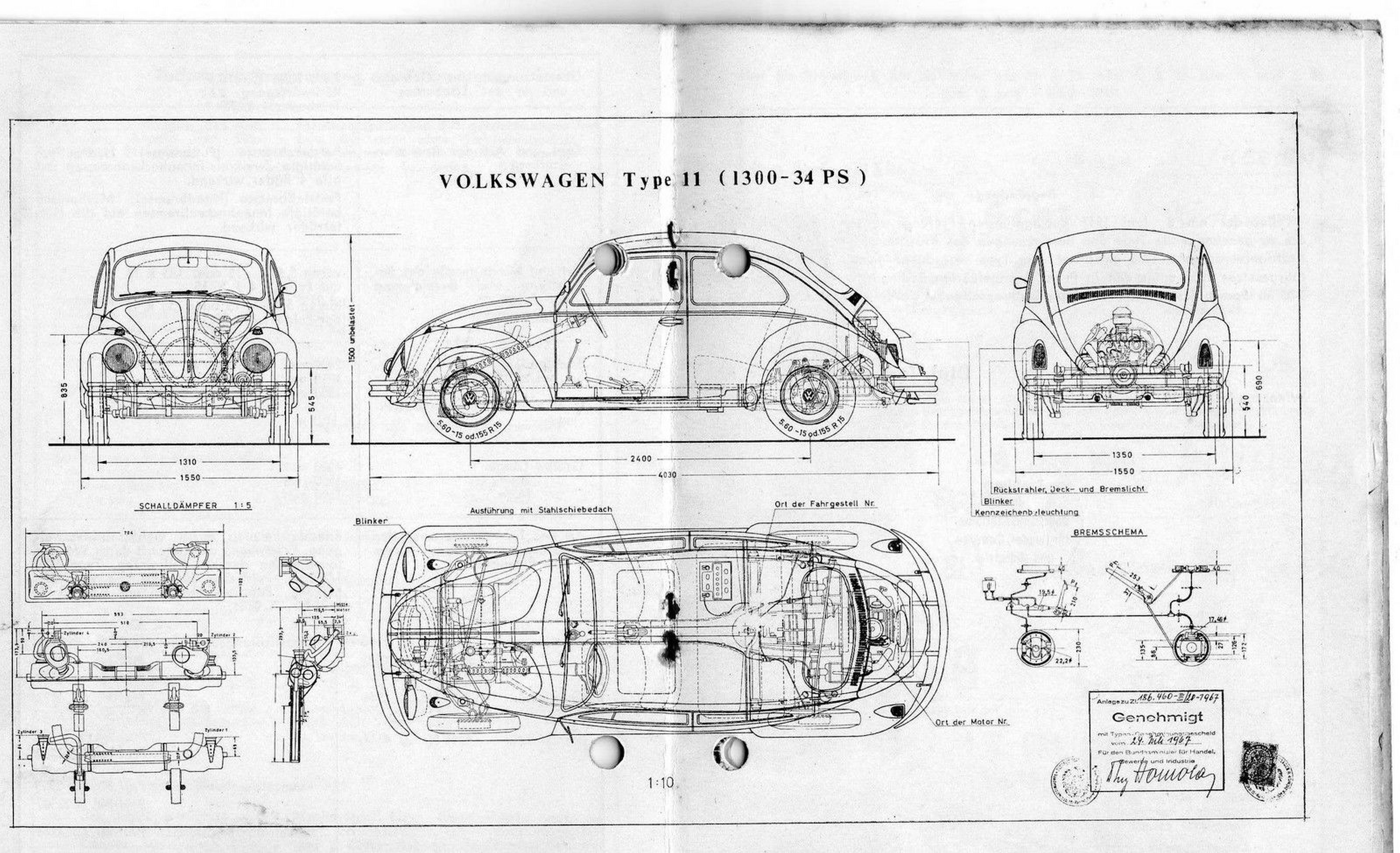 1967 Vw Engine Diagram Wiring Will Be A Thing Beetle Volkswagen Imageresizertool Com Custom