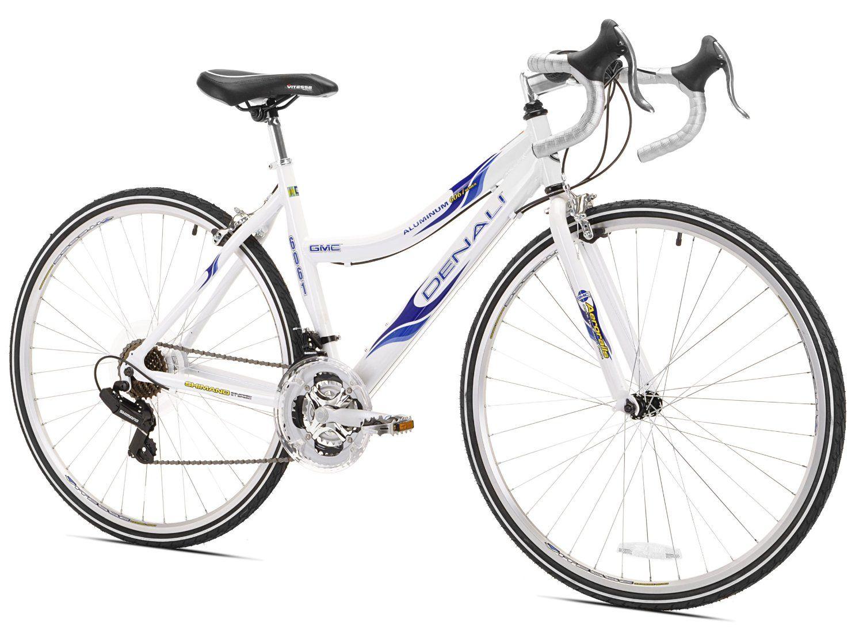 Amazon Com Gmc Denali Women S Road Bike 20 50cm Frame Road Bicycles Sports Outdoors
