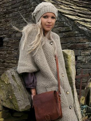Winter from Kim Hargreaves Cherished  Felted Tweed Chunky