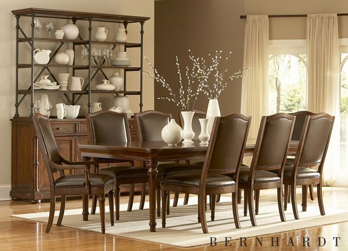 Bernhart Dining Set Haverty S Furniture My Designer