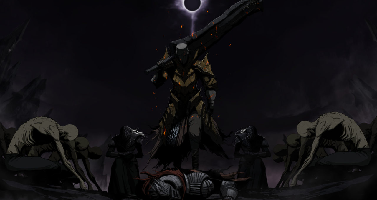 Dark Souls 3 Commission Of There Ashen One Xande And The Usurpation Of Fire Ending Dark Souls Art Dark Souls 3 Dark Souls Danbooru winter sale ends in 40 minutes! pinterest