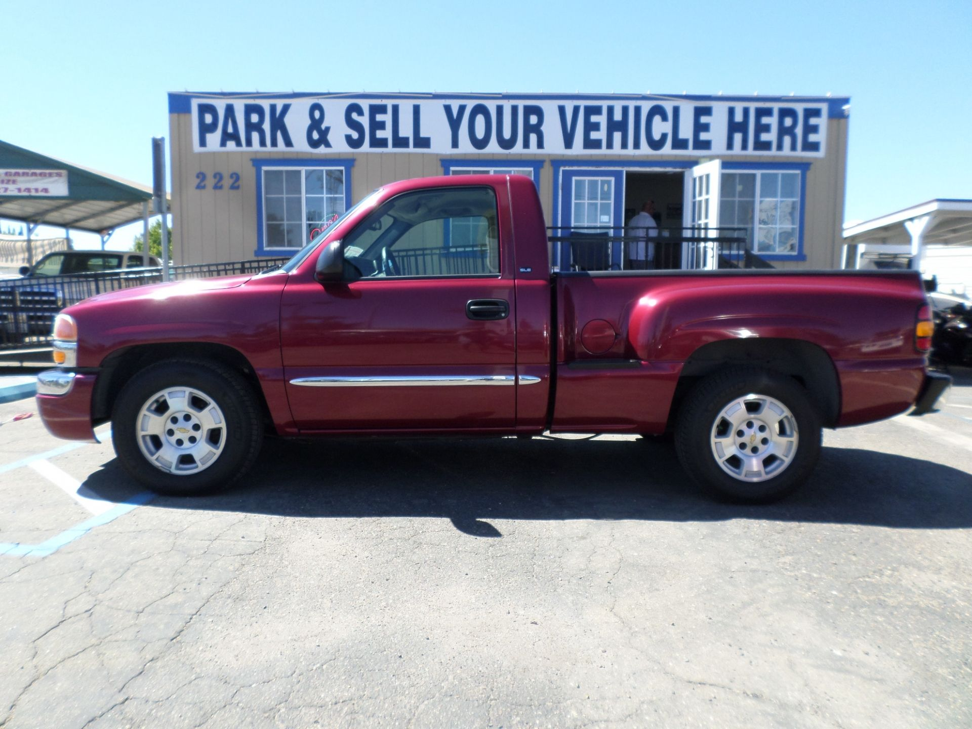 2004 Gmc Sierra 1500 Sport Body Regular Cab Gmc Sierra 1500