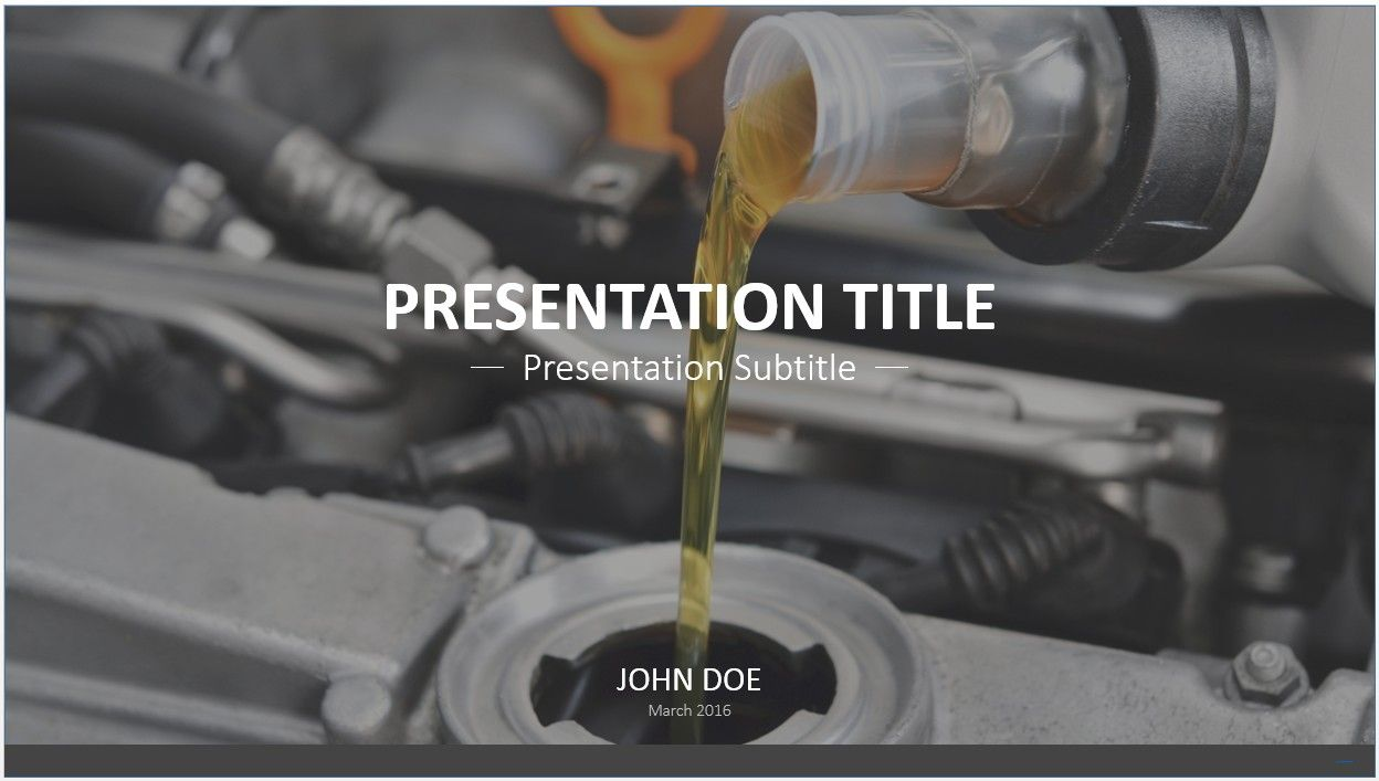 Automotive powerpoint template free powerpoint templates by automotive powerpoint template fandeluxe Choice Image