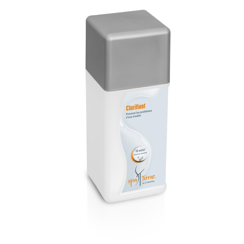 Clarifiant D Eau Pour Spa Bayrol Spatime Liquide 1 L Spa Produit Nettoyage Et Residus De Savon
