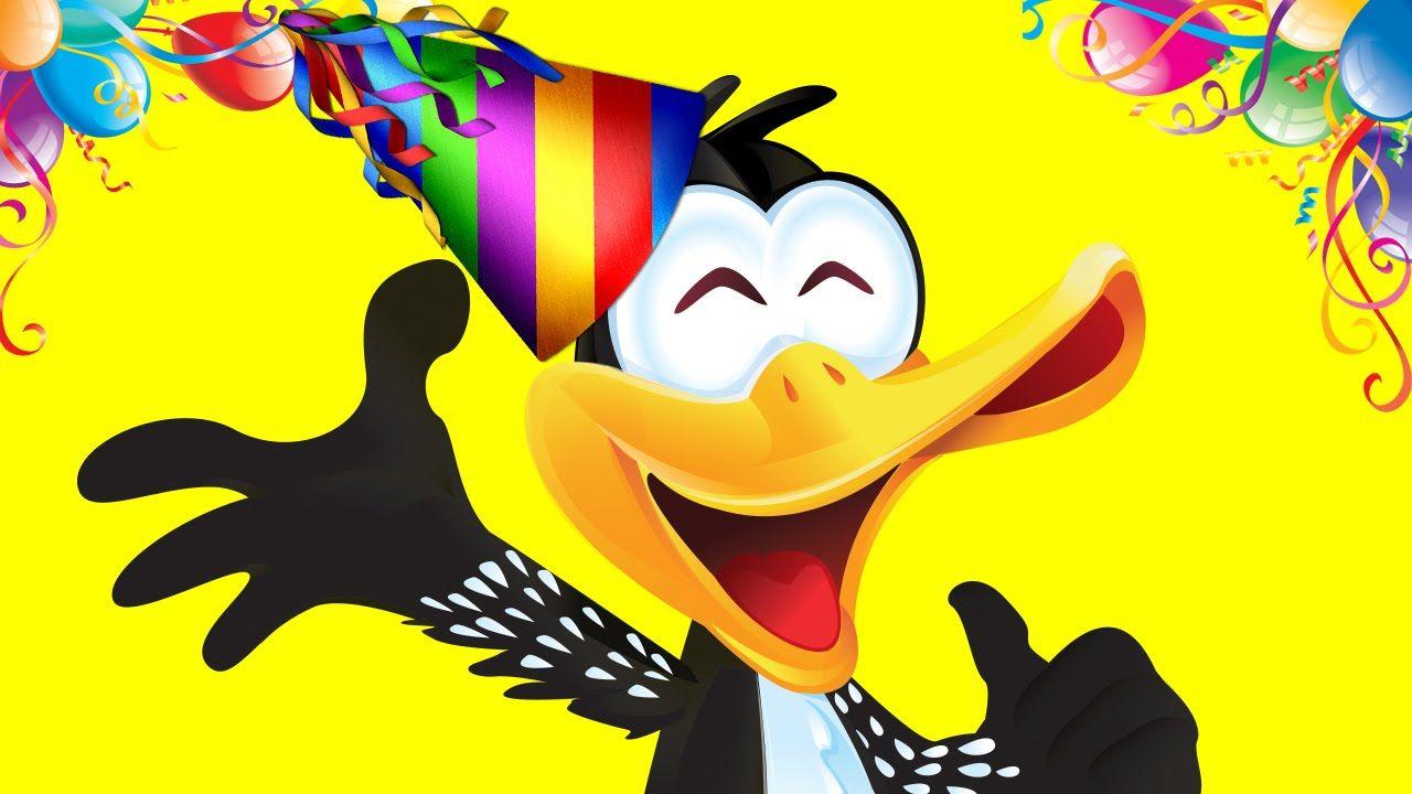 Cumpleaños Feliz Oficial El Patito Juan Y Las Ardillitas Cristianas Cumpleaños Feliz Canciones De Feliz Cumpleaños Feliz Cumpleaños Feliz Cumpleaños Juan