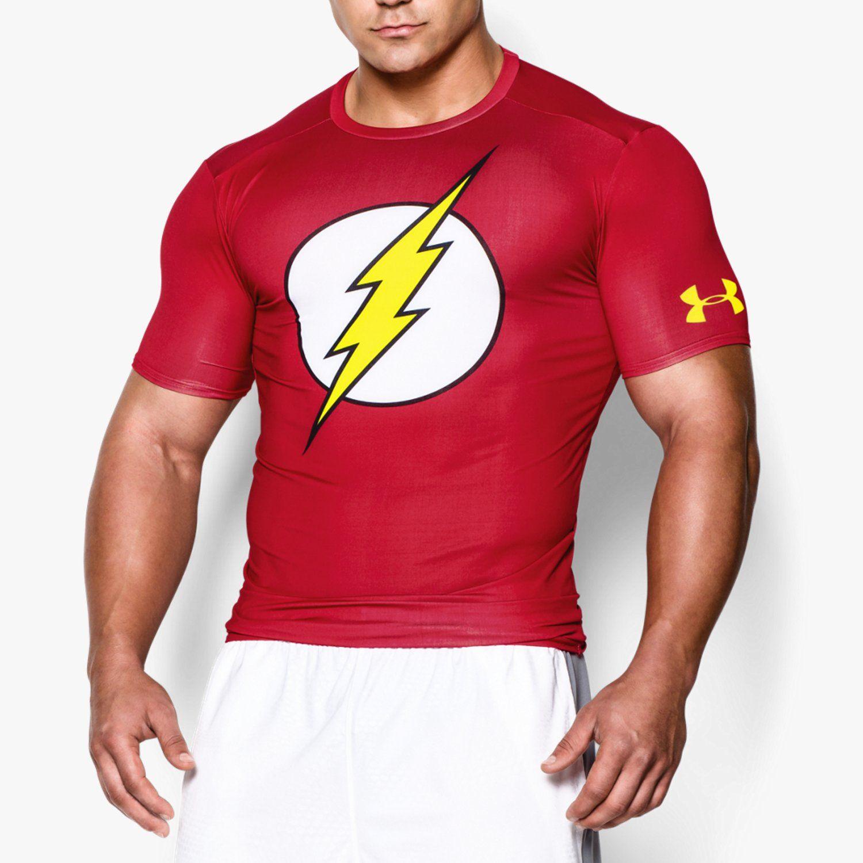 IRON MAN TONY STARK SUPERHERO COMPRESSION GYM SHIRT LIKE UNDER ARMOUR ALTER EGO