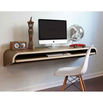 minimal wall desk schreibtisch in 2018 pinterest schreibtisch tisch und buero. Black Bedroom Furniture Sets. Home Design Ideas