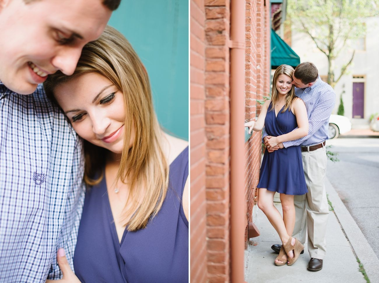 Fells Point Engagement Pictures | Baltimore Maryland