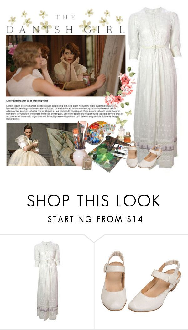 """The danish girl"" by nymphetdream ❤ liked on Polyvore"