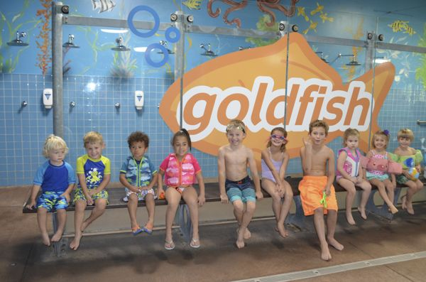 October At Goldfish Swim School Has Been Filled With Excitement All