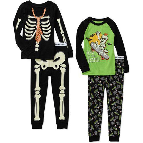 bd297d7f5 Baby Boys  Halloween Cotton Tight Fit Pajamas