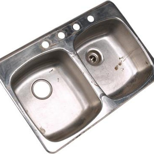 How To Refinish A Stainless Steel Sink Clean Stainless Steel