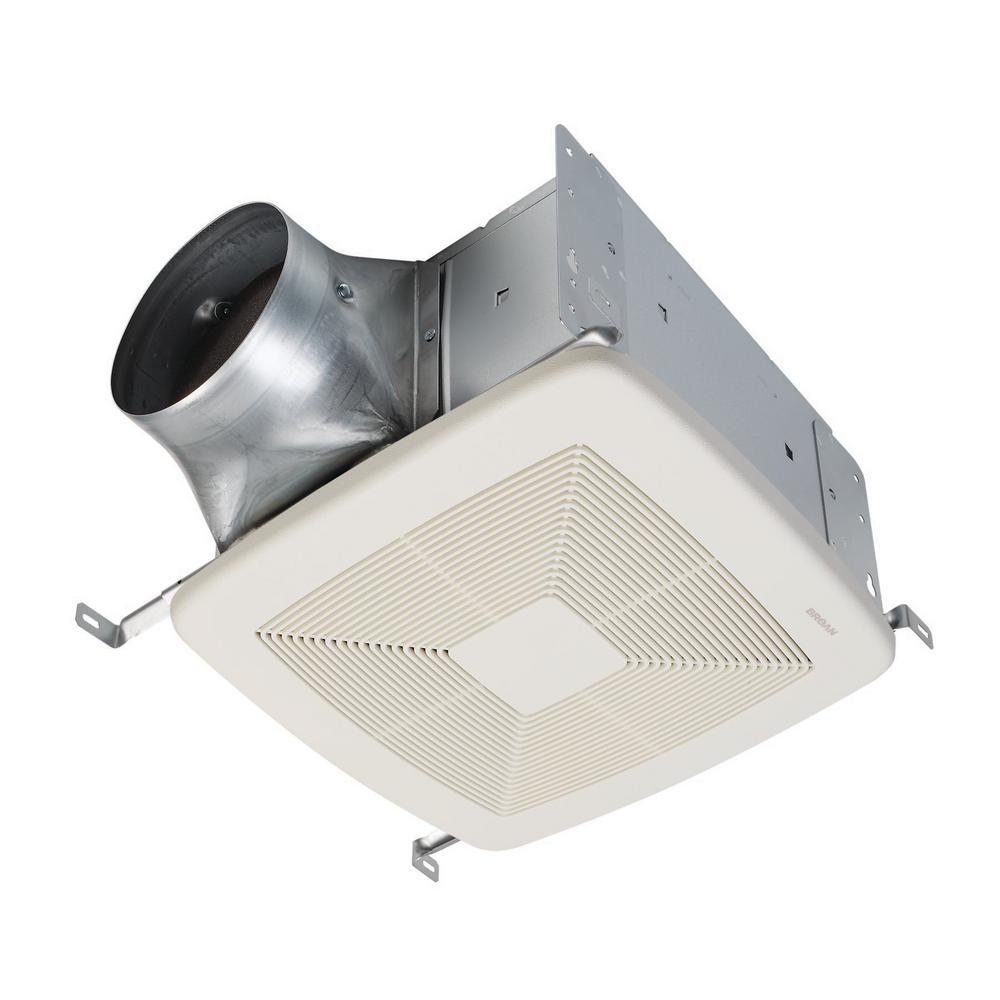 Broan Nutone 70 Cfm Through The Wall Exhaust Fan Ventilator 512m The Home Depot In 2020 Wall Exhaust Fan Wall Mounted Exhaust Fan Ceiling Fan Bathroom