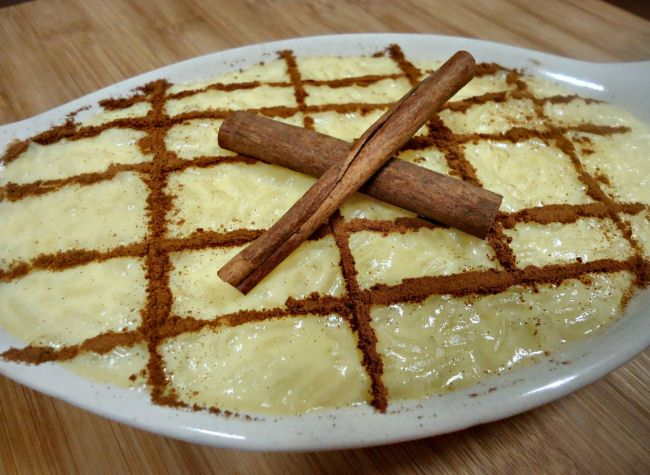Portuguese Sweet Rice (Arroz Doce) Recipe - TvLuso ...