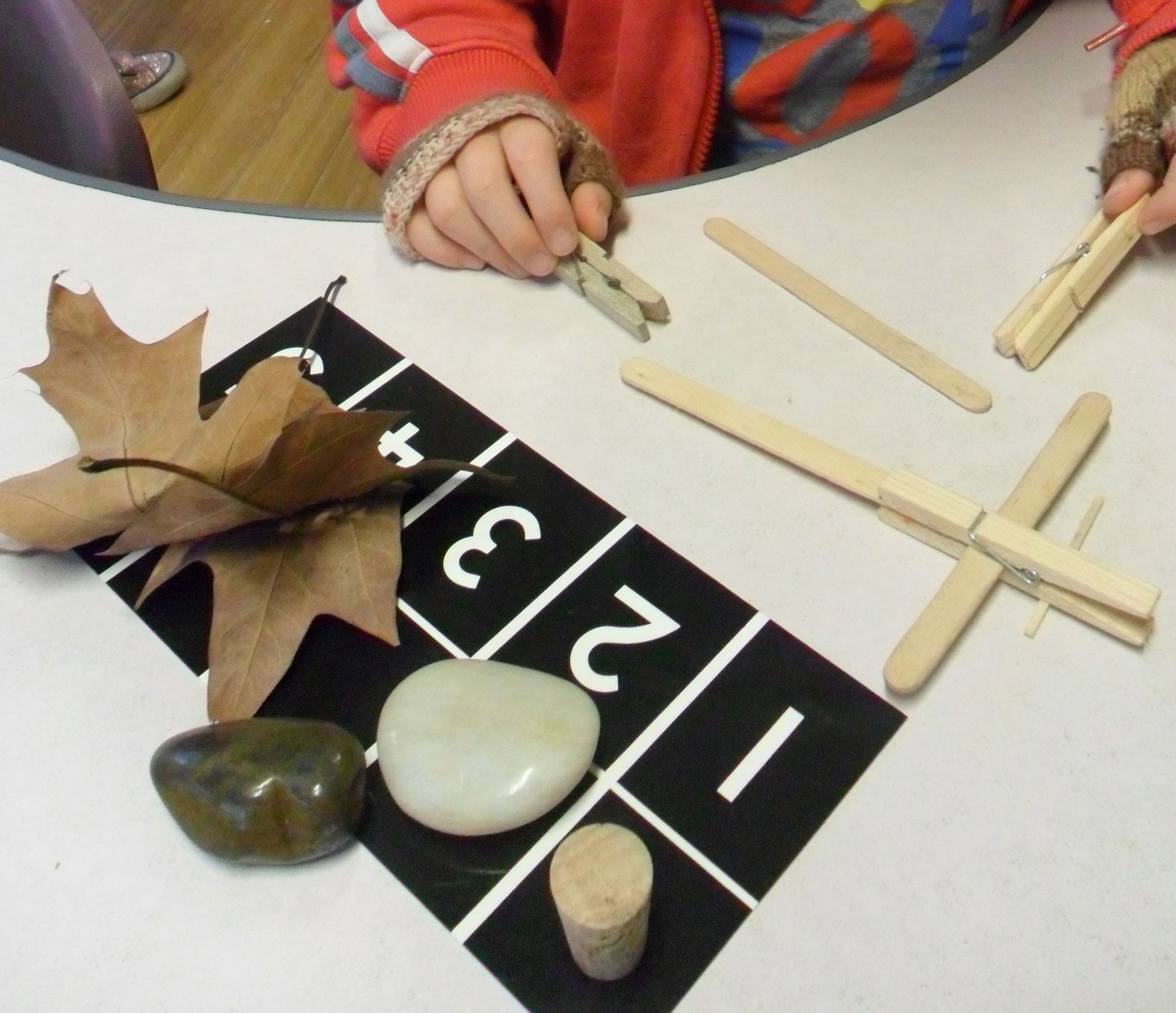 Counting With Natural Items New Horizons Preschool