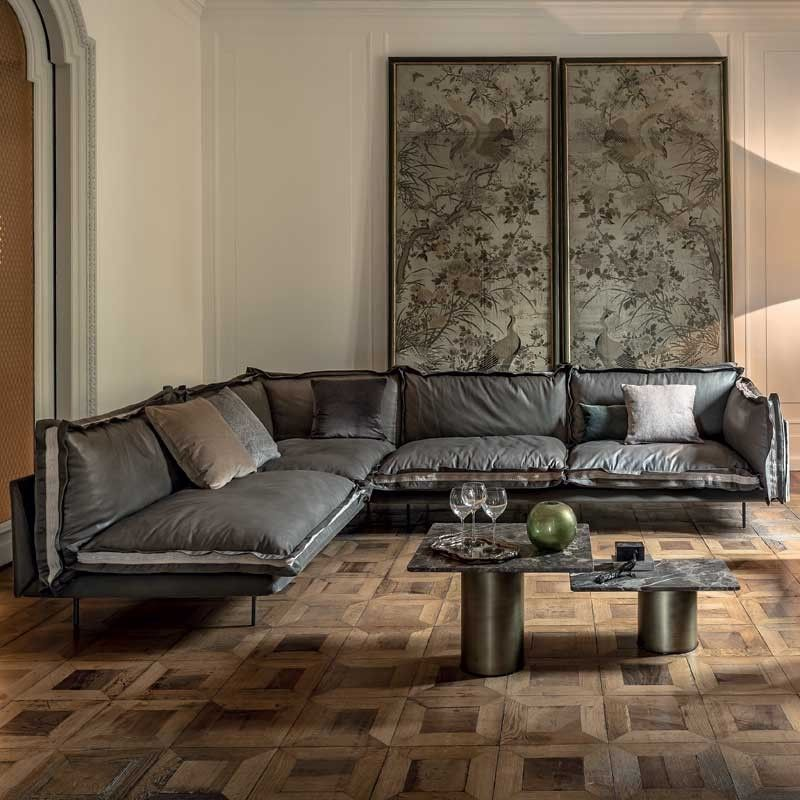 Arketipo Auto Reverse Corner Sofa By Giuseppe Vigano | CASA MIA (CY)