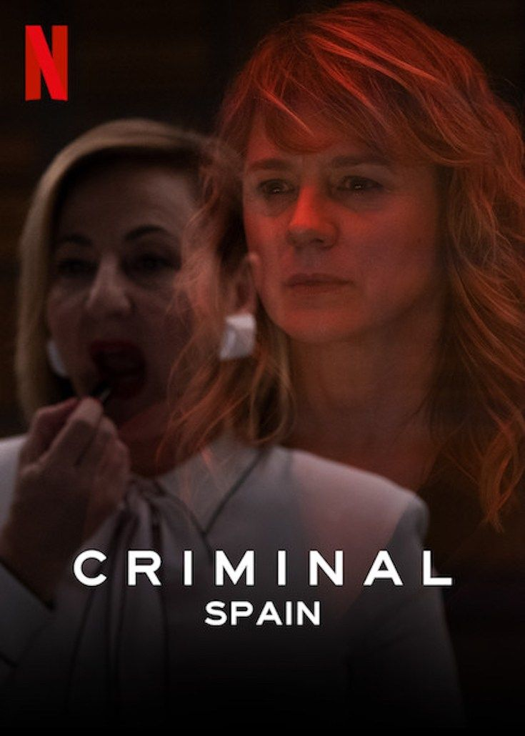 Criminal 4 related series set in uk germany spain and