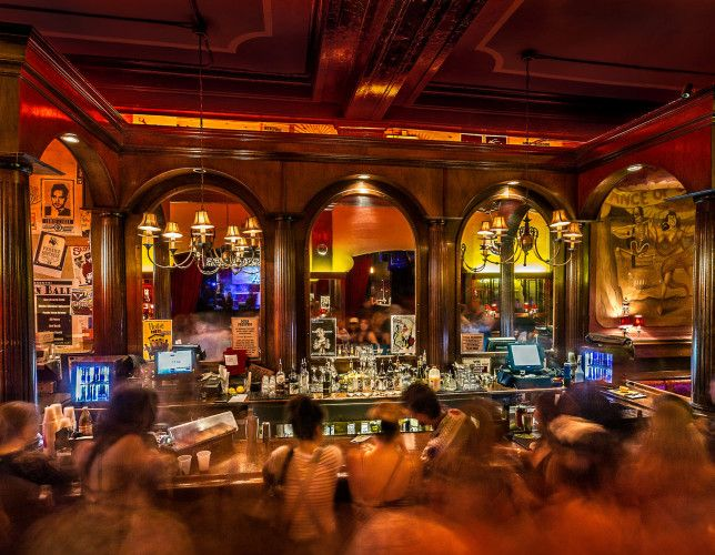 The Hotel Congress Is A Downtown Tucson Landmark At Center Of Culture And Entertainment