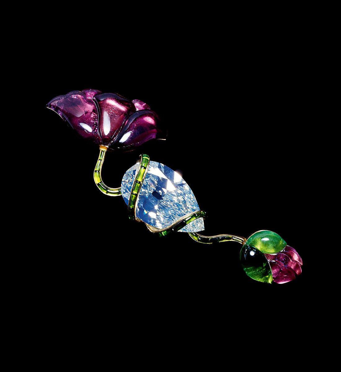 ba68b161949c Exposicion MET joyas Jewels by JAR Joel A Rosenthal