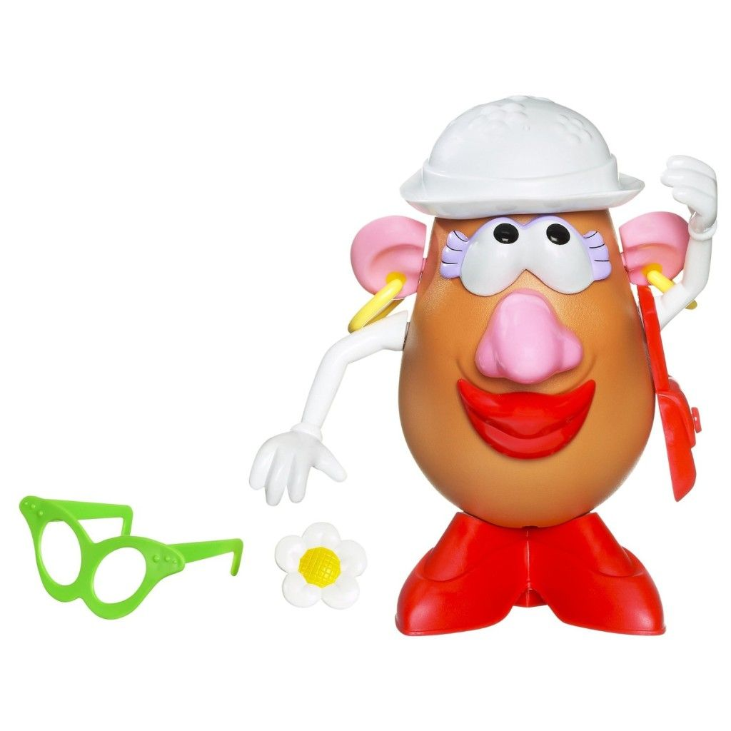 Kidkraft austin toy box natural 14953 - Playskool Toy Story 3 Classic Mrs Potato Head