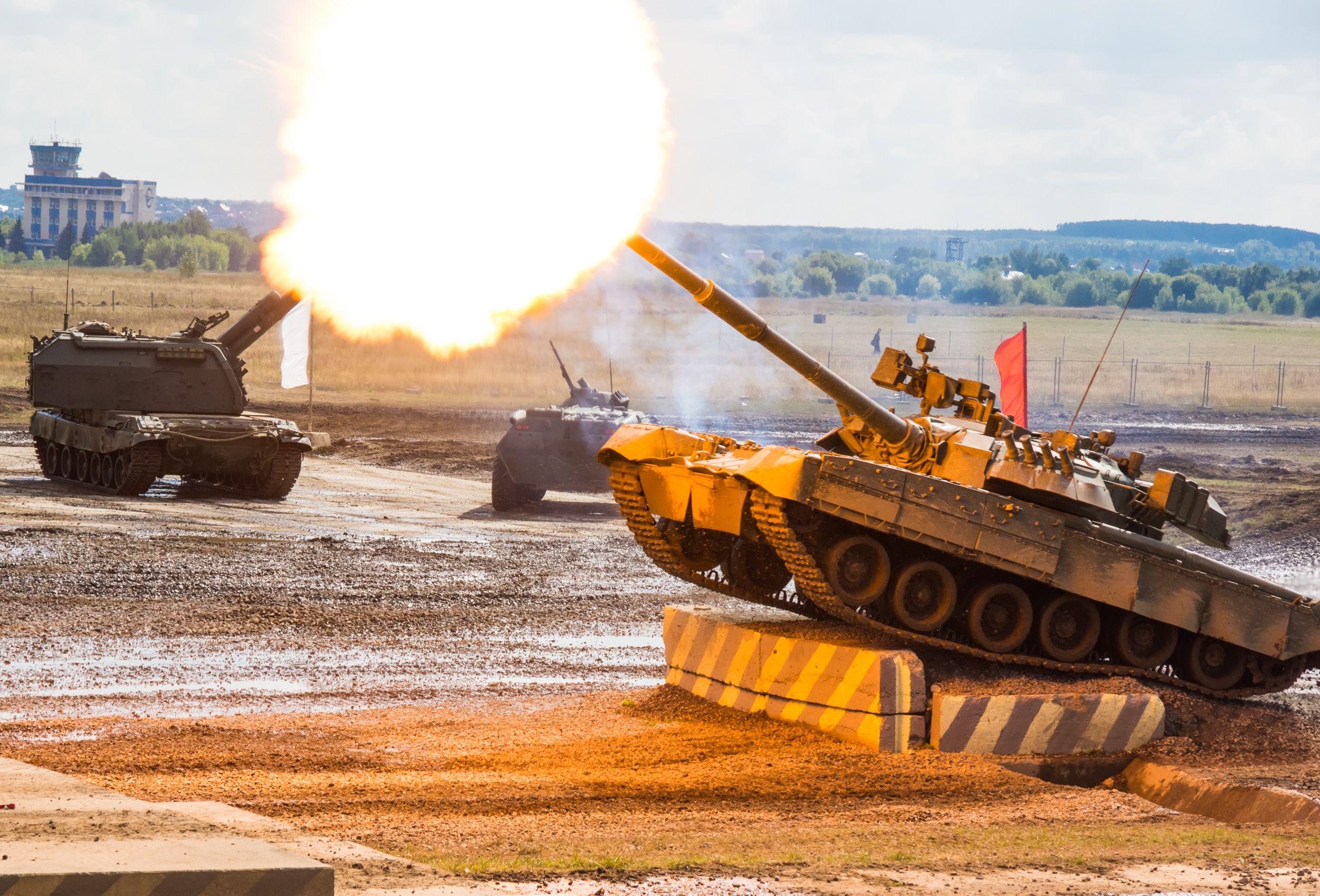 фотосессия ними фото российской боевой техники последнее